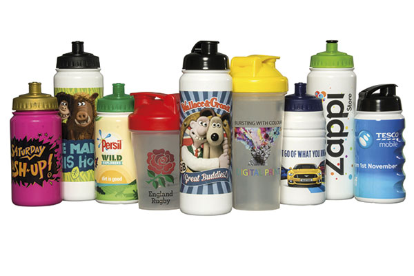 Digital Printed Sports Bottles