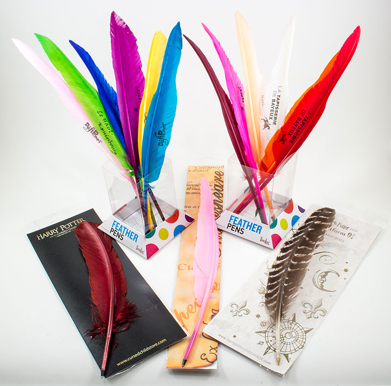 Feather Pens